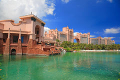 Atlantis Hotel in Bahamas4 Royalty Free Stock Images