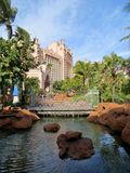 Atlantis Hotel Royalty Free Stock Images