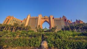 Atlantis Hotel Dubai Stock Photos