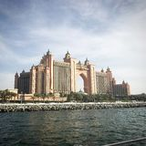 Atlantis hotel Dubai UAE Stock Images