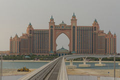 Atlantis hotel Royalty Free Stock Photo