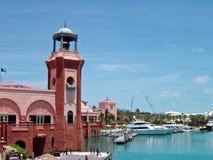 Atlantis in Nassau in the bahamas Royalty Free Stock Photo