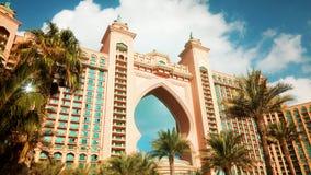 Atlantis the palm Dubai royalty free stock photos
