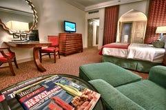 Atlantis, The Palm Dubai. Room interior of Atlantis, The Palm Dubai Stock Photo