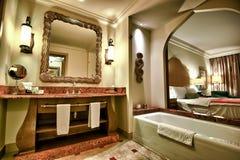 Atlantis, The Palm Dubai. Room interior of Atlantis, The Palm Dubai Royalty Free Stock Images