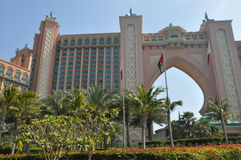 Atlantis The Palm in Dubai, UAE Royalty Free Stock Image