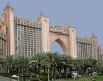 Atlantis The Palm Royalty Free Stock Photo