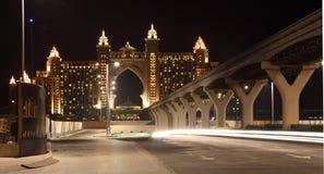 Atlantis, The Palm Hotel in Dubai Stock Image