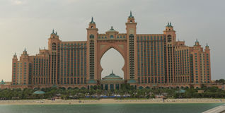 Atlantis The Palm Royalty Free Stock Photos