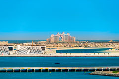 Atlantis The Palm Hotel in Dubai, UAE Stock Photos