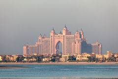 Atlantis The Palm hotel in Dubai Stock Photo