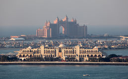 Atlantis, The Palm Hotel in Dubai Stock Image