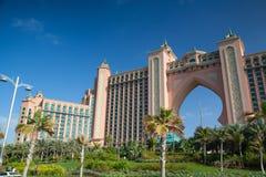 Atlantis, the Palm luxury hotel in Dubai Stock Photo