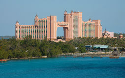 Atlantis Paradise Island Royalty Free Stock Image