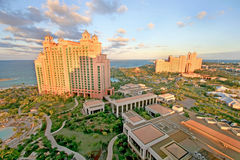 Atlantis Paradise Island Bahamas Royalty Free Stock Photography