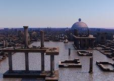 Atlantis Royalty Free Stock Image