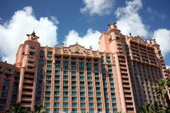 Atlantis resort Royalty Free Stock Images