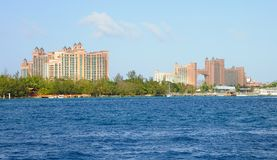 Atlantis Resort Bahamas Royalty Free Stock Photos