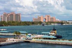 Atlantis Resort Bahamas Stock Photography