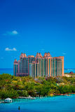 Atlantis Resort Hotel Stock Image