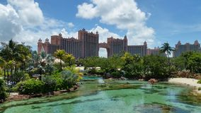 Atlantis Resort Paradise Island Stock Image