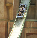 Atlantis Roller Coaster Ride, SeaWorld, San Diego Stock Image