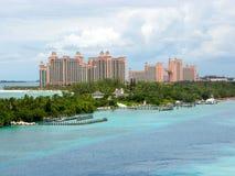 Atlantis semesterort Arkivbilder