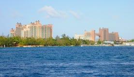 Atlantis semesterort Bahamas Royaltyfria Foton