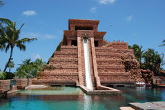Atlantis Slide Royalty Free Stock Image