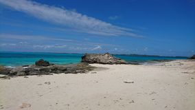 Atlantis strand arkivbild