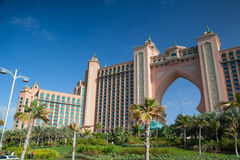 Free Atlantis, The Palm Luxury Hotel In Dubai Stock Photo - 64107680