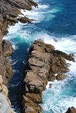 Atlantische Küste Stockfotografie
