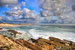 Atlantische Küste Lizenzfreie Stockfotos
