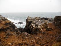 Atlantische kust Royalty-vrije Stock Afbeelding