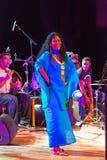 Atlantische Muziek Expo op 07 April, 2013 Stock Foto