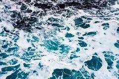 Atlantische overzees stock fotografie