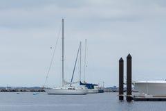Atlantischer Hochländer Municipal-Jachthafen Lizenzfreie Stockfotos