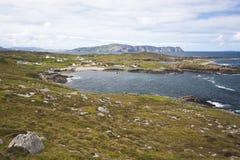 Atlantisches Laufwerk, Donegal Lizenzfreie Stockfotografie