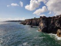 Atlantisches Ufer lizenzfreies stockfoto