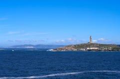 atlantisk hercules seascape Fotografering för Bildbyråer