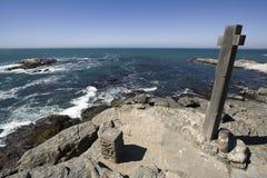 atlantisk kust Arkivbilder