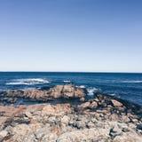 atlantisk kust Arkivfoto