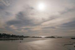 atlantisk kust royaltyfria bilder