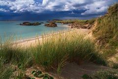 Atlantisk kust av Irland royaltyfri foto