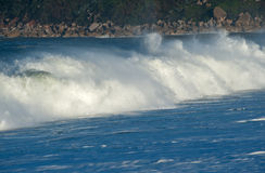 Atlantiska vågor Fotografering för Bildbyråer