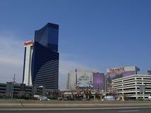 atlantiskt hotell s för kasinostadsharrah Arkivbilder