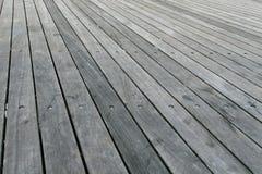 Atlantycki miasta Boardwalk Fotografia Stock