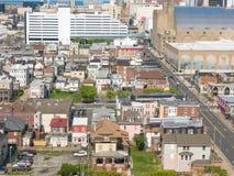 ATLANTYCKI miasto, NJ - MAJ 2018: Widok Atlantycki miasto w Nowym - bydło Miasto zna dla kasyn, boardwalk, plaży i als swój, Fotografia Royalty Free
