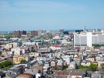 ATLANTYCKI miasto, NJ - MAJ 2018: Widok Atlantycki miasto w Nowym - bydło Miasto zna dla kasyn, boardwalk, plaży i als swój, Zdjęcia Royalty Free
