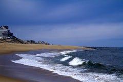 Atlantycki oceanu wybrzeże Obrazy Royalty Free